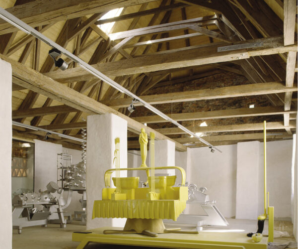 Herberstein Grioncoli Museum Tenne Madonna01byPaul Ott