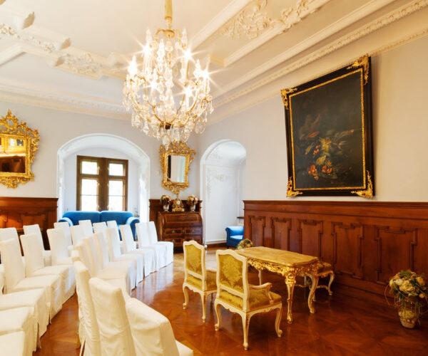 Herberstein Schloss Salon Standesamt02byMiriam Raneburger